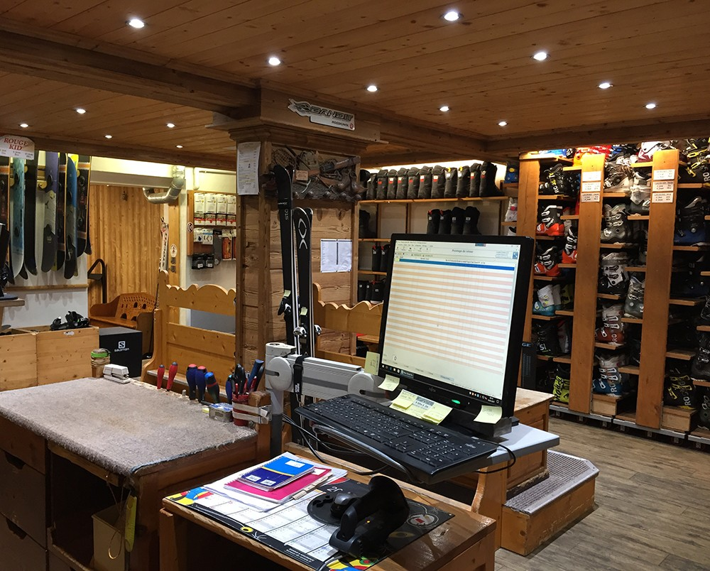 Rent quality equipment in Courchevel Le Praz